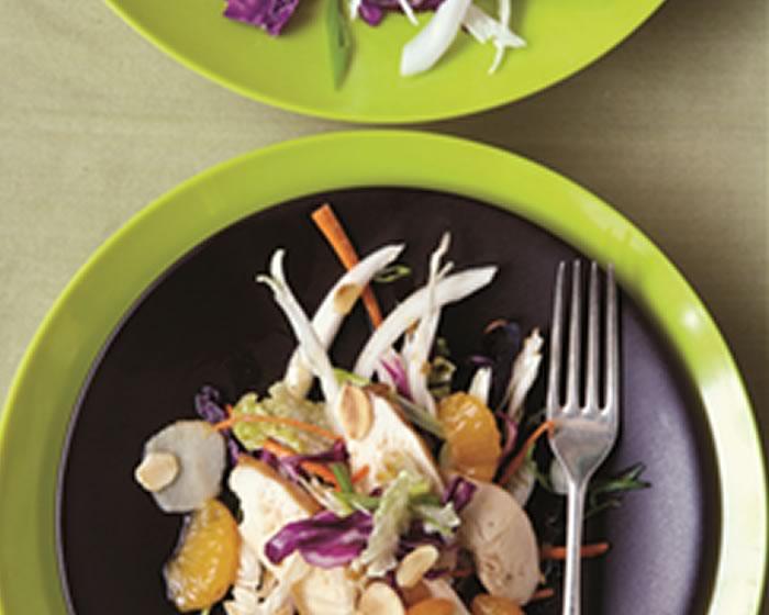 Savory Chinese Chicken Salad
