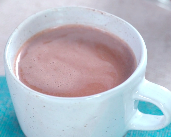 3 Ingredient Basic Hot Chocolate Ellie Krieger