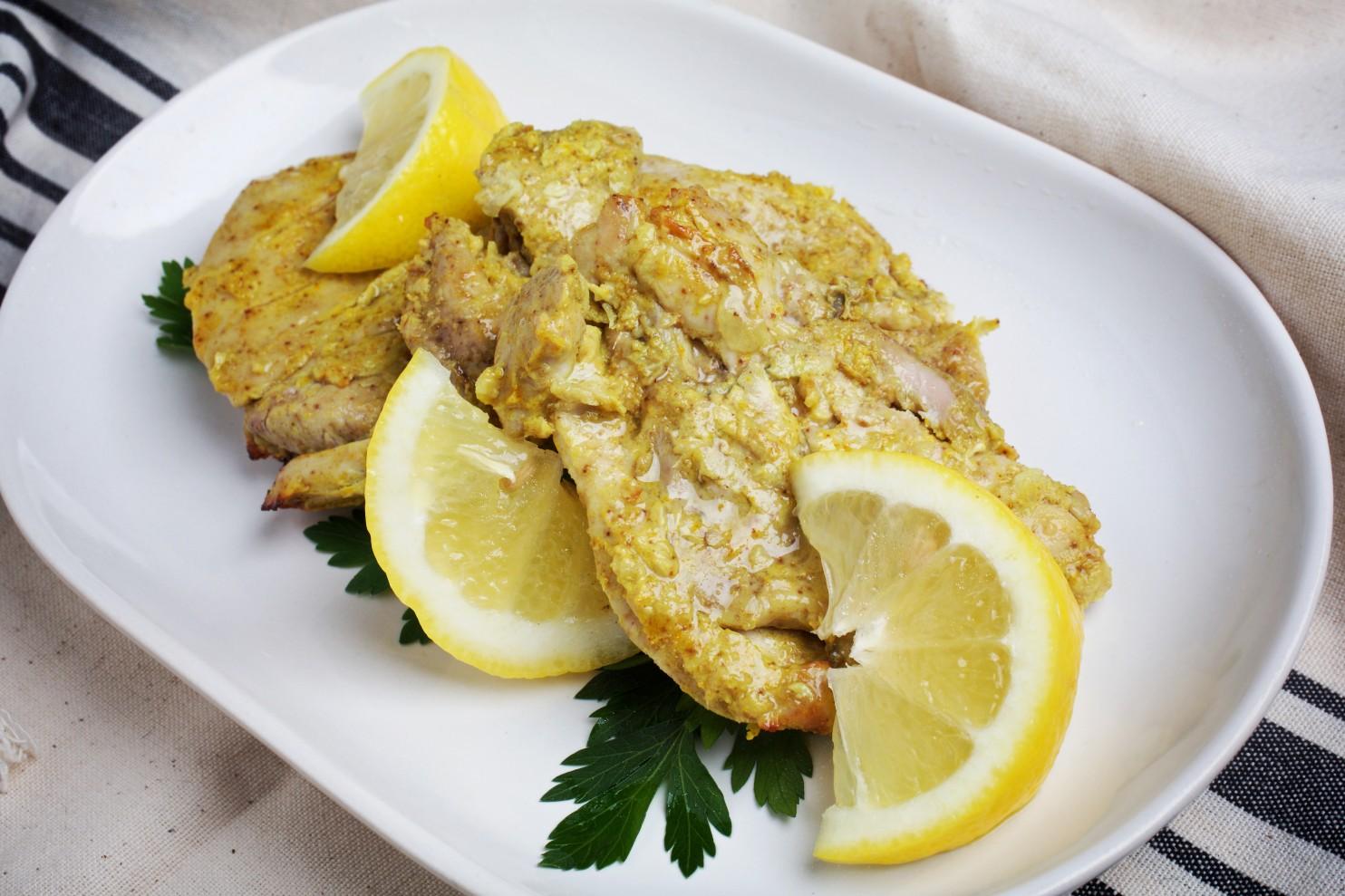 Tandoori-Style Chicken Thighs