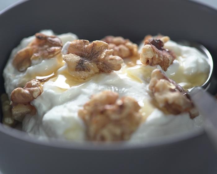 Three Ingredient Greek Yogurt Bowl