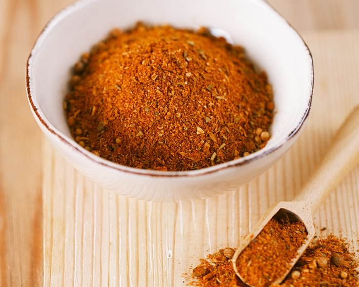 Three Ingredient Spice and Herb Rubs