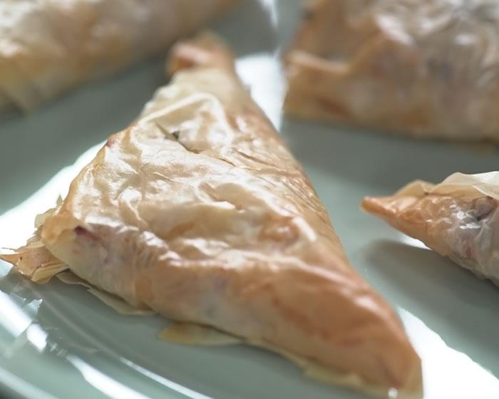 Chicken Phyllo Pies