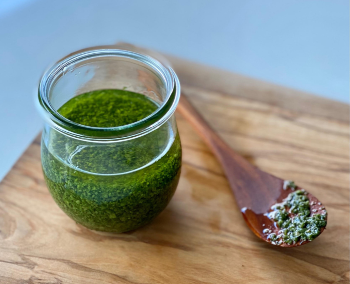 Seven Surprising Ways to Use Pesto
